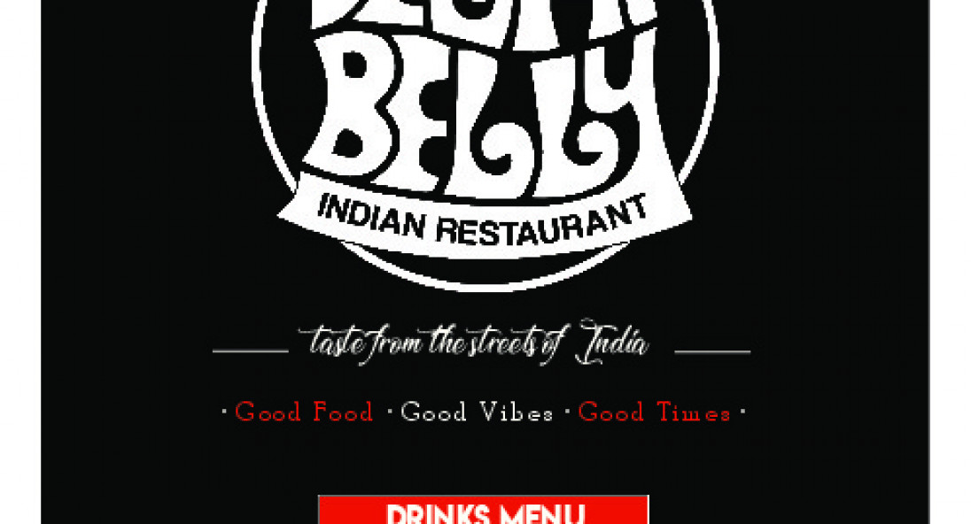 Delhi Belly Indian Restaurant: 50% off the first table of