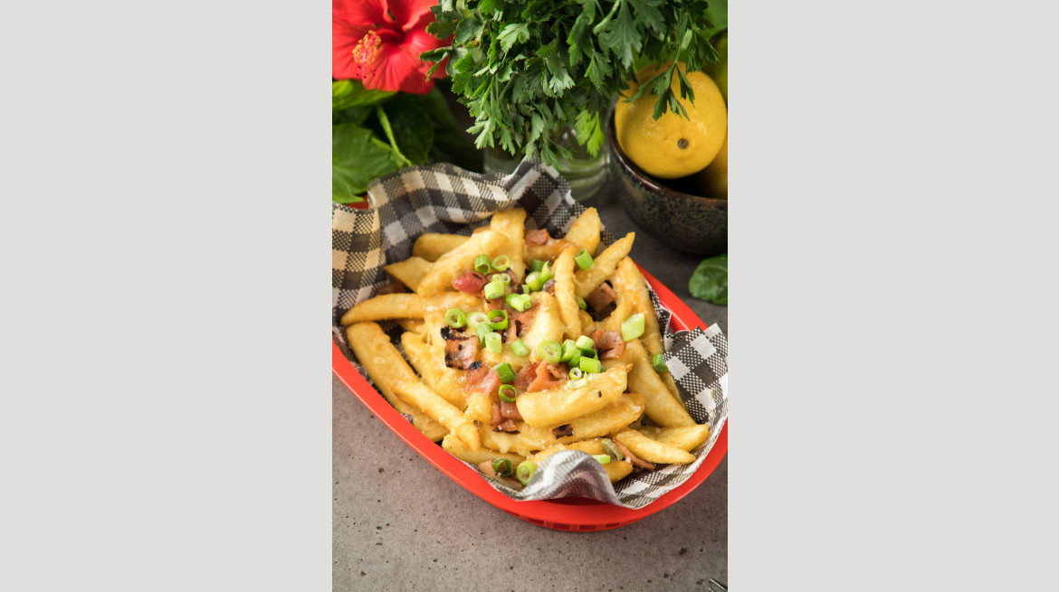 AngusCo loaded fries