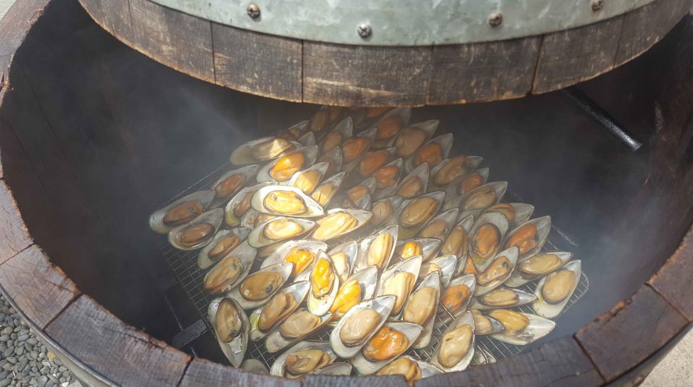 po mussels smoker