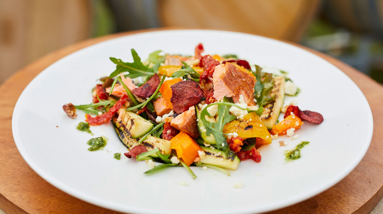 Food Salad Barrel Spring