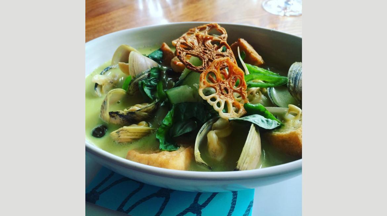 fishbone seafood stew
