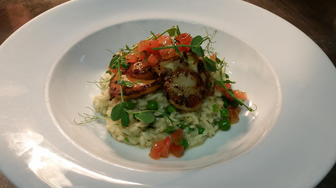 leinster risotto