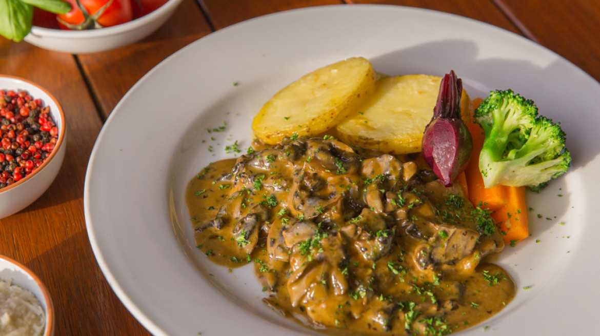 Scaloppine Marsala