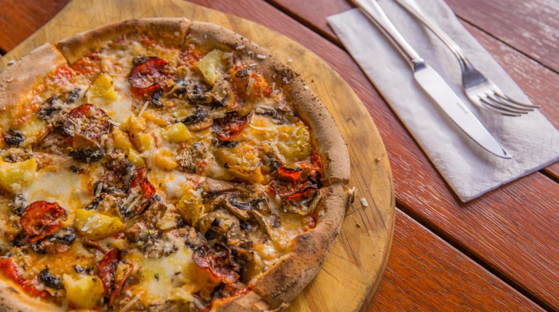 Al Forno Pizza 1