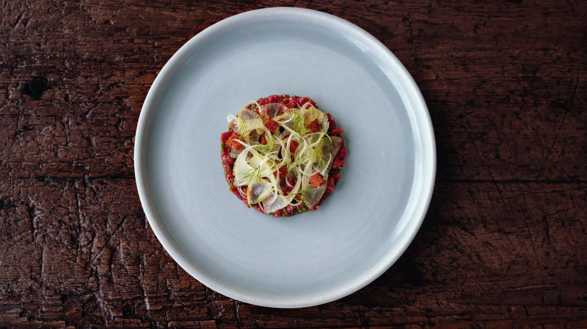 lodge bar tartare