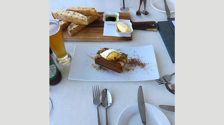 esca dessert