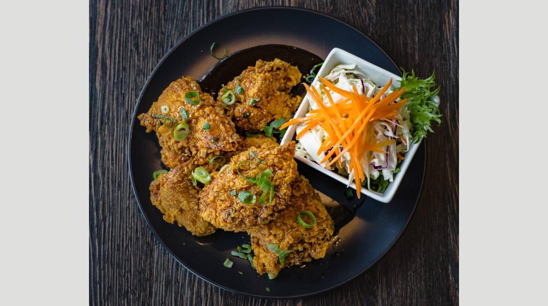 poseidon korean chicken