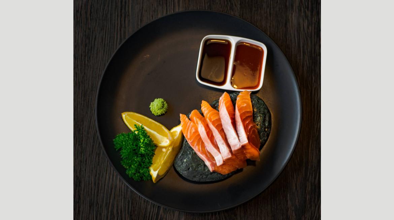 poseidon sashimi