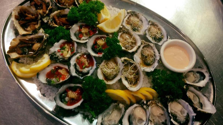 poseidon oysters