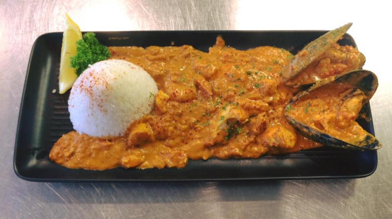 poseidon curry