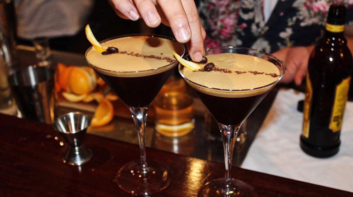 five espresso martini