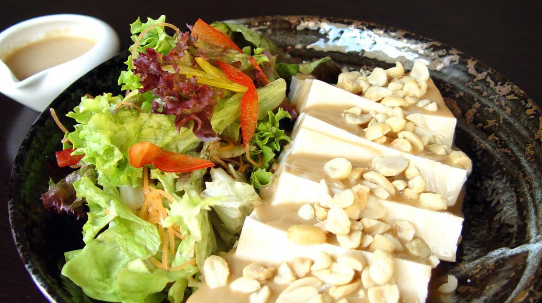 cookai tofu