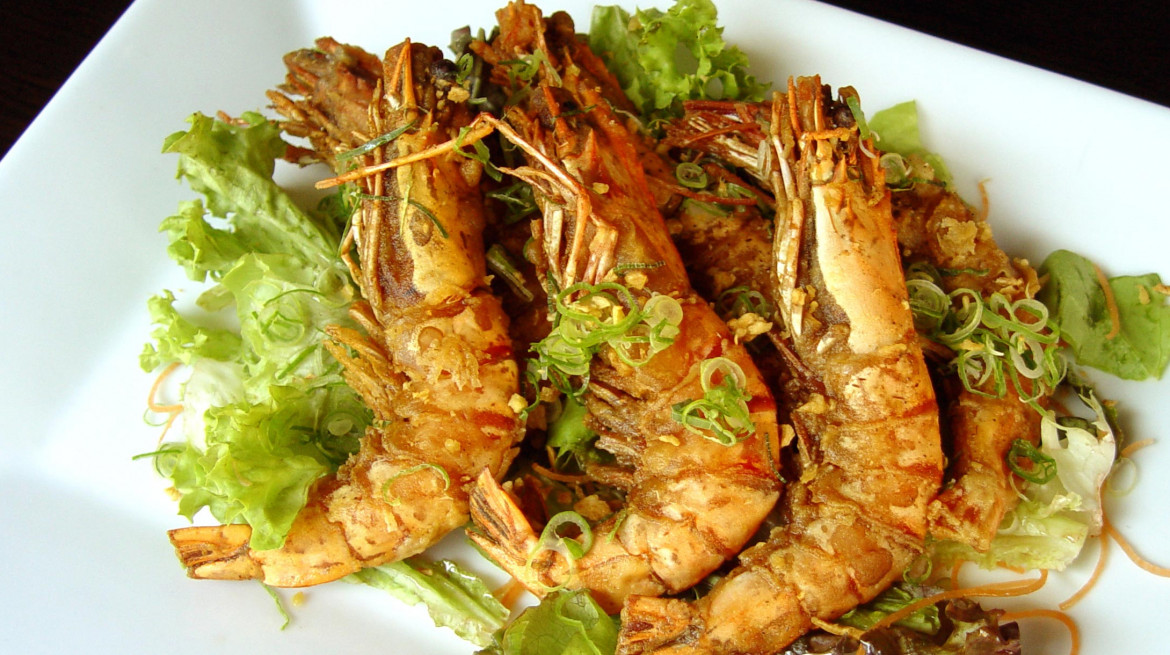 Five Spice King Prawn Riccarton