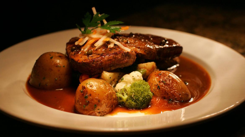 aub steak