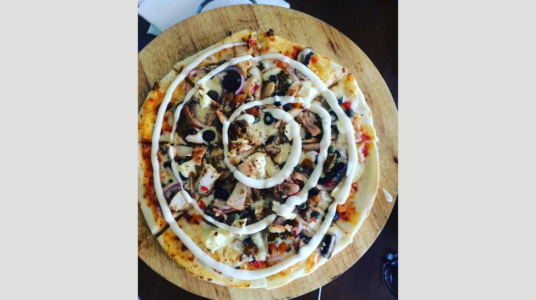 mezz bar pizza