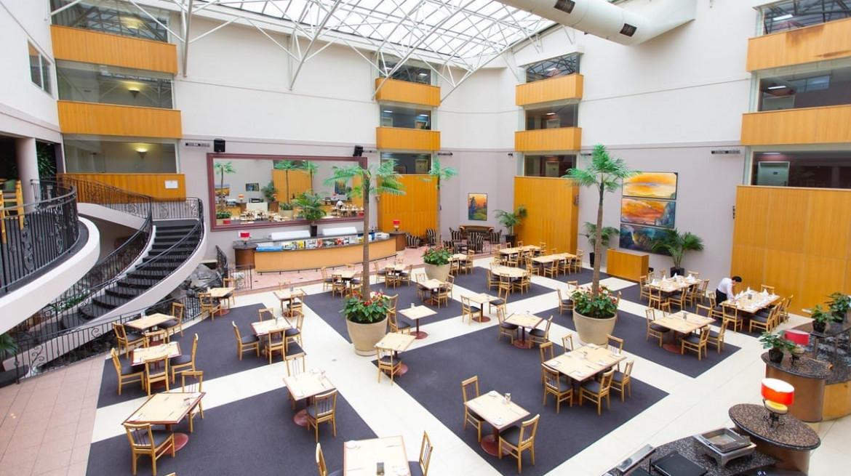 atrium interior