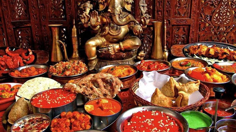 tandoori curry banquet