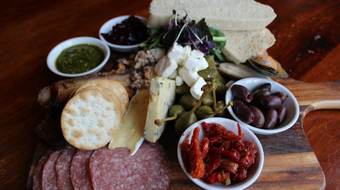 the honest lawyer antipasto