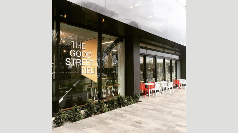 good street deli yes