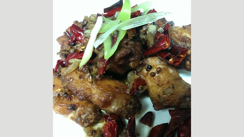 china grill chilli
