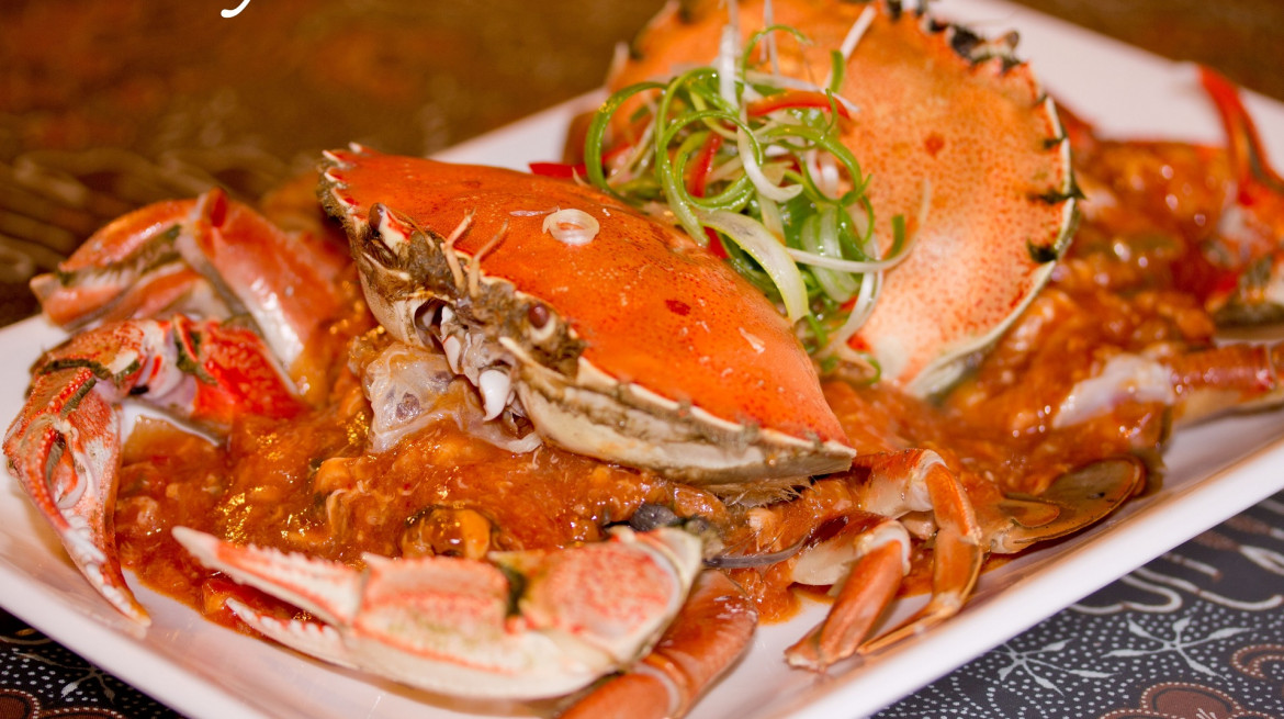 Malaysian Chilli Crabs new
