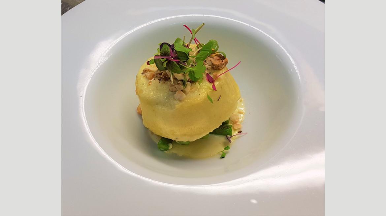 walnut souffle