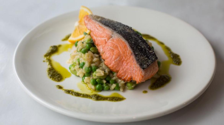 brasserie 74 salmon