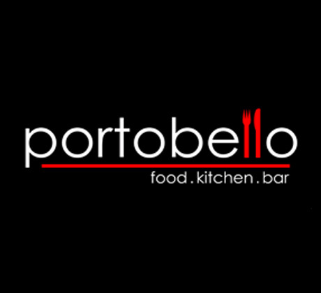 Portobello. Food. Kitchen. Bar