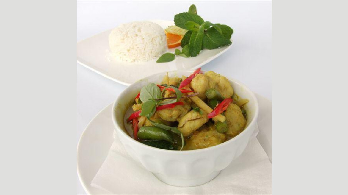 chang green curry