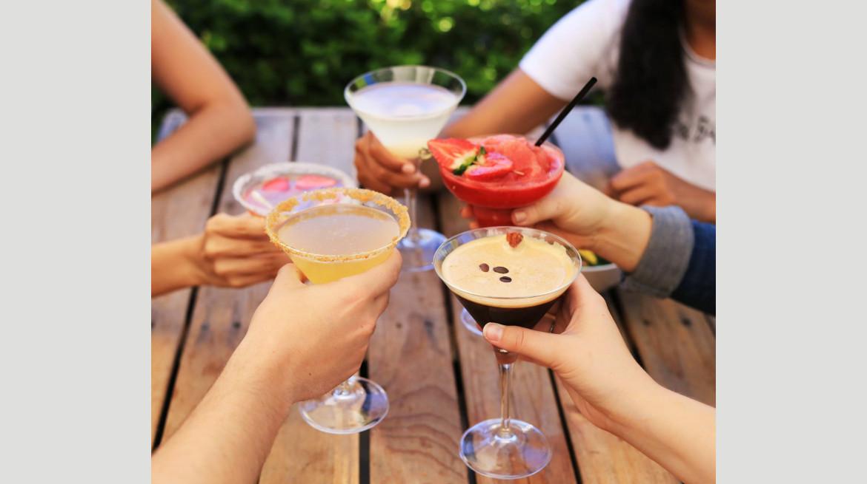 sanya bar cheers