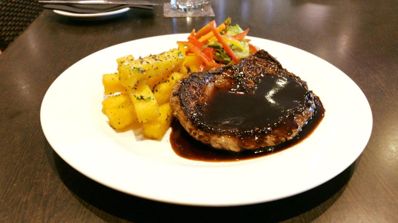 salt steak