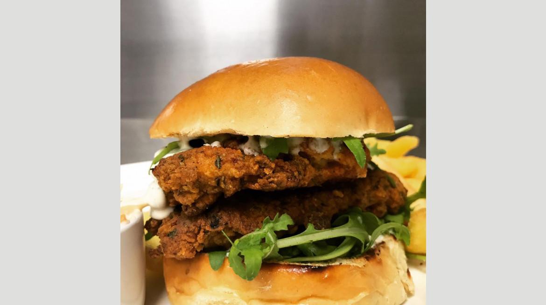 industry burger
