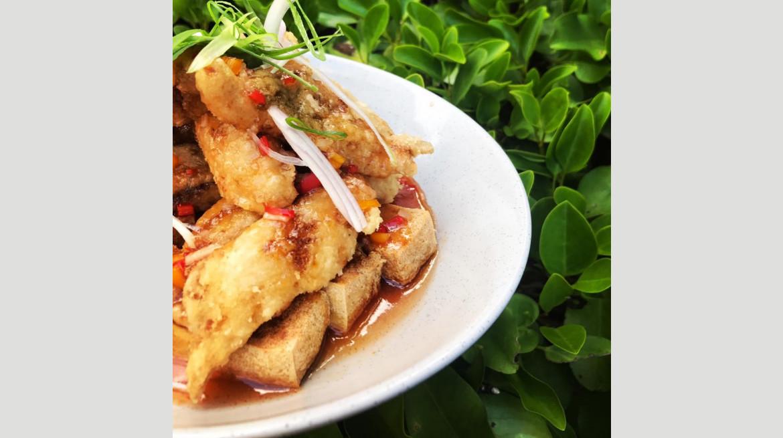 mix tofu