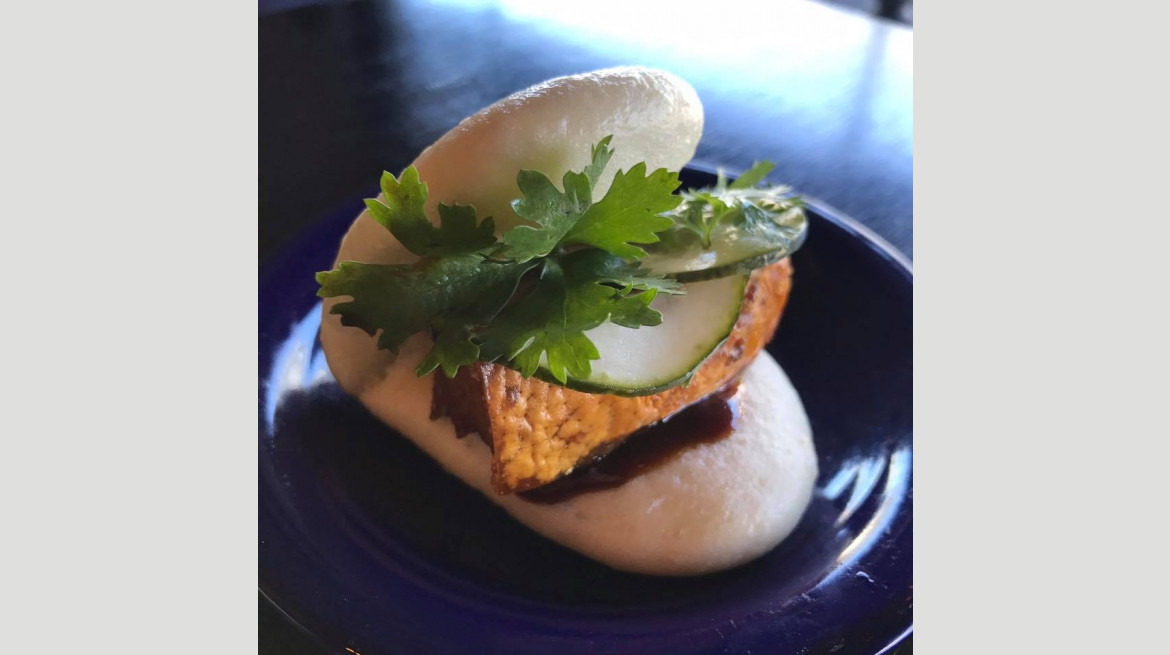 mix bao closeup