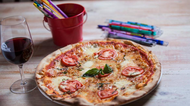 ironbark pizza and wine