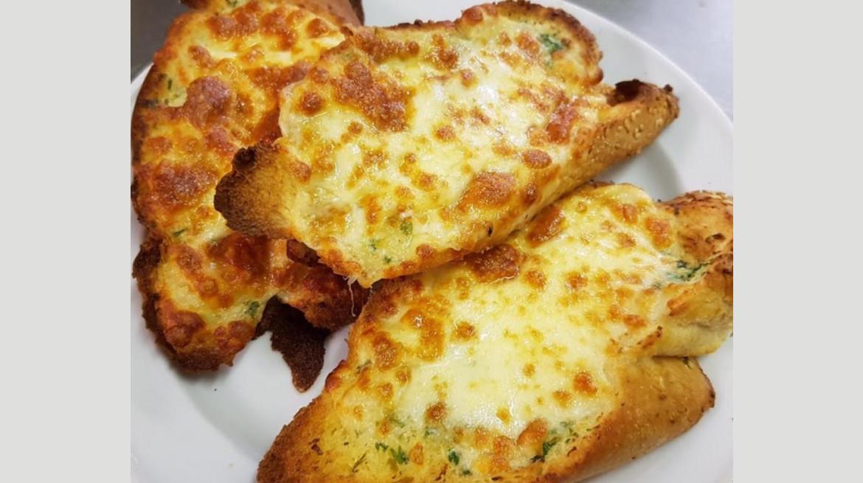 ginos cheesey garlic