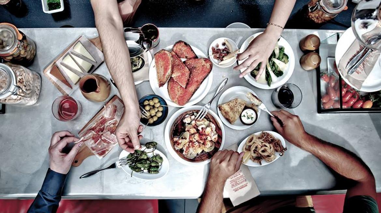 tapas feast
