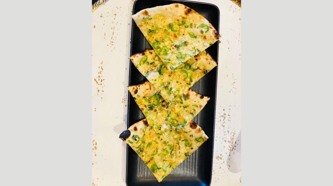 tc garlic naan