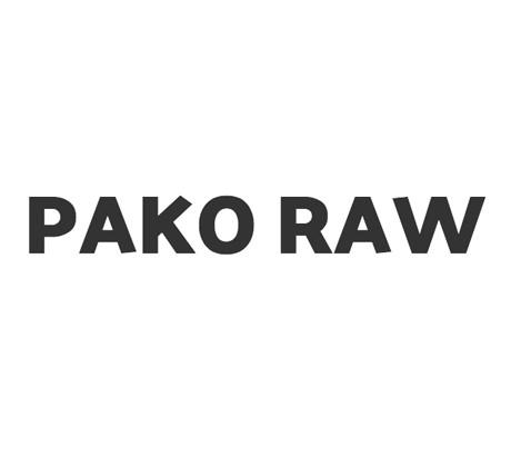 Pako Raw