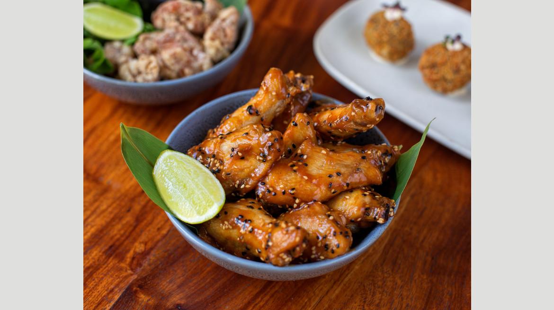 CraftyFox BBQ Chicken Wings 2880x2304