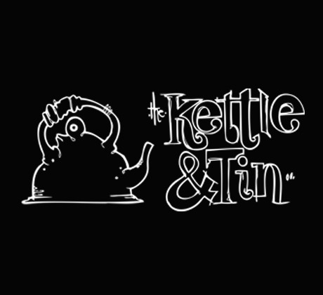 Kettle and Tin
