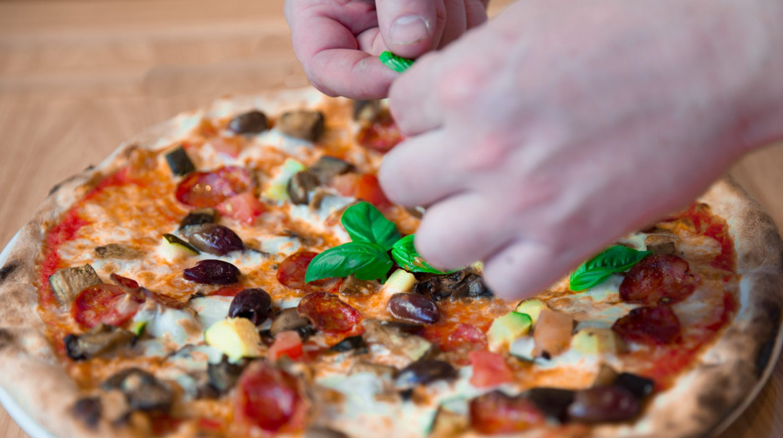 Pizza Lunga da Carlo 13