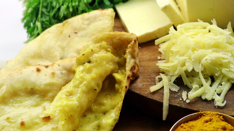 Paneer Cheese Kulcha