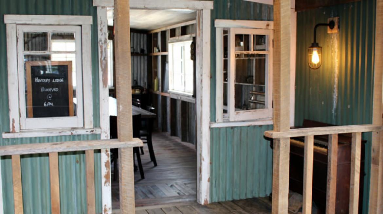 fiveStage cottage