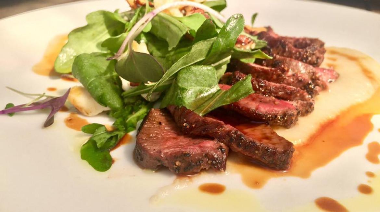 moorings beef salad