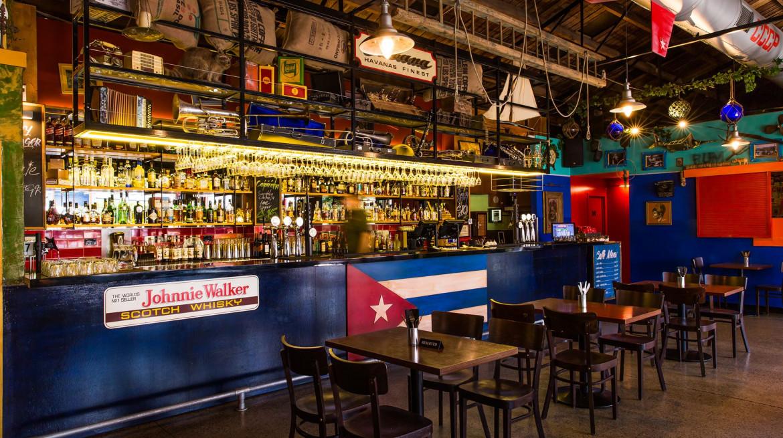 the cuban interior