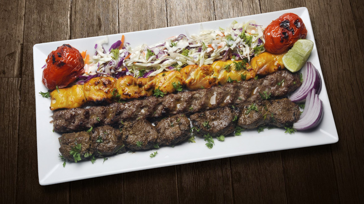 Shiraz Special Mix Plate with Salad2