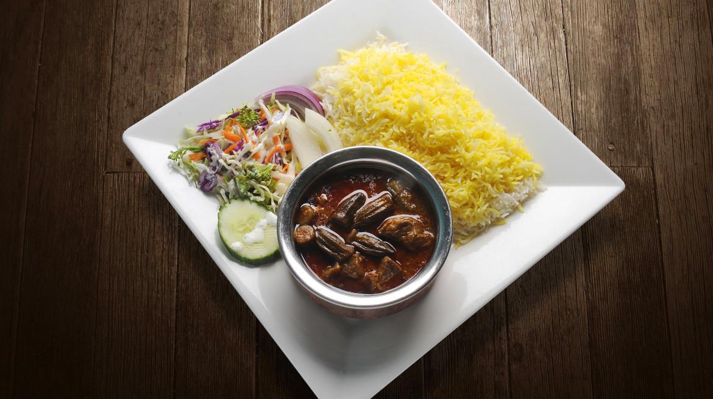 Bamieh Stew Polo