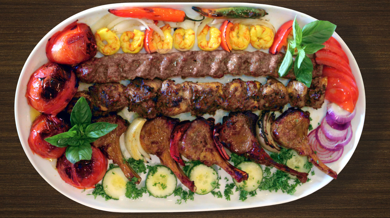 Shiraz Feast top