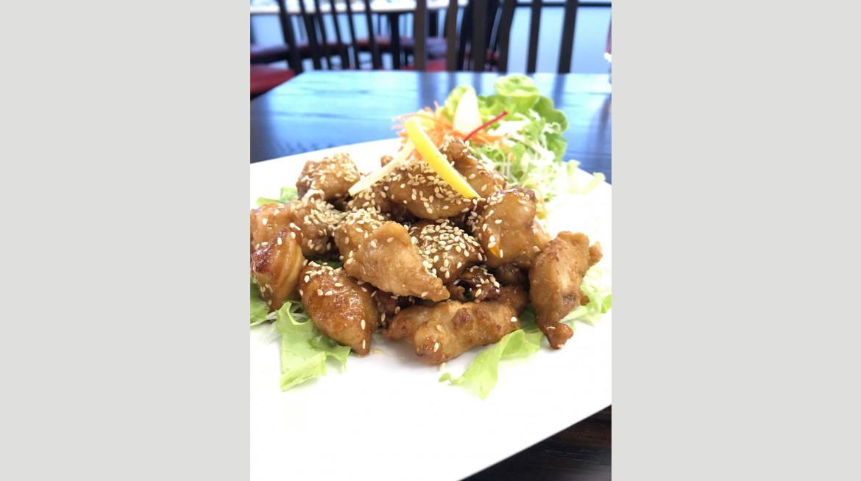 chicken honey1 1